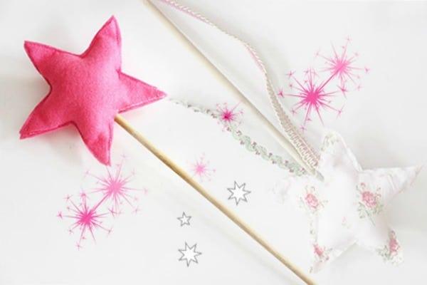 fairy wands diy