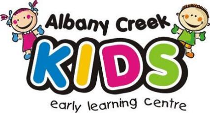Albany Creek Kids ELC Logo