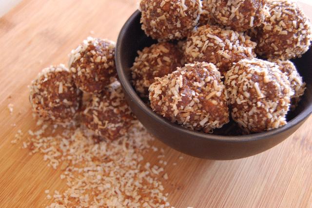 sugar free bliss balls