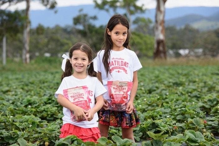 Matilda's Frozen Berries
