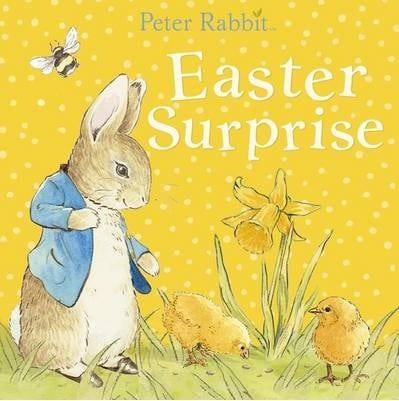 Peter Rabbit's Easter Surprise