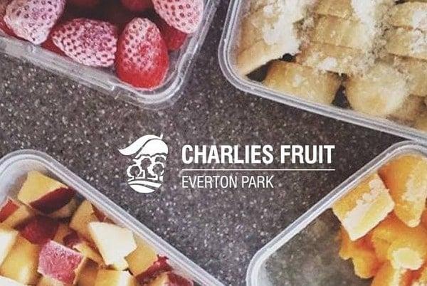 frozen fruit Charlie's Everton Park