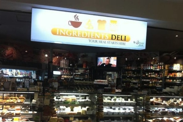 ingredients deli