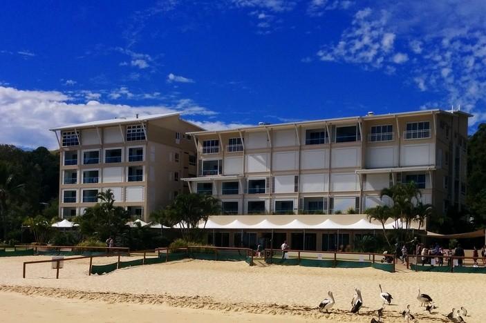 Tangalooma Island Resort accommodation