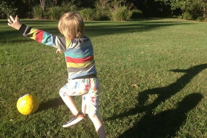 kids soccer lessons brisbane