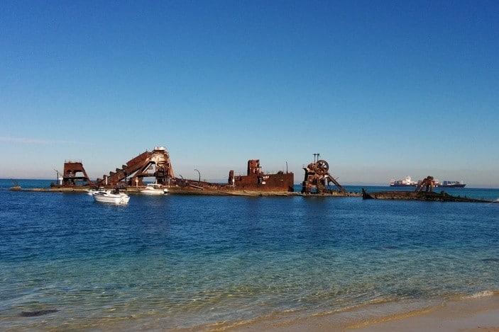 Snorkel the Tangalooma Wrecks