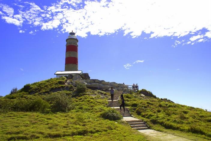 Lighthouse on Moreton Island