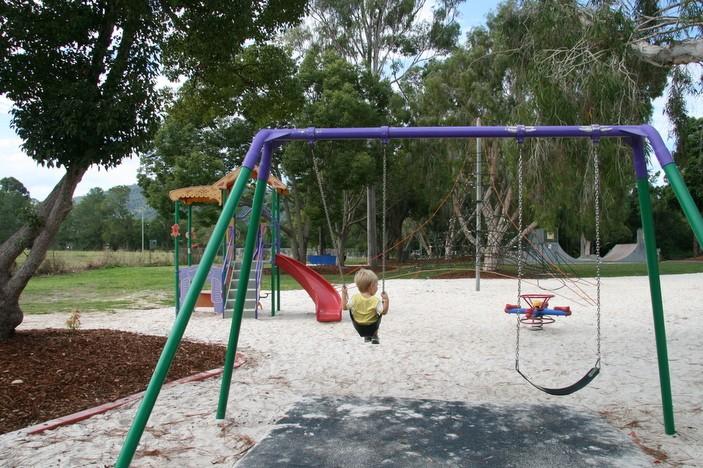 Roderick A Cruice Park Dayboro