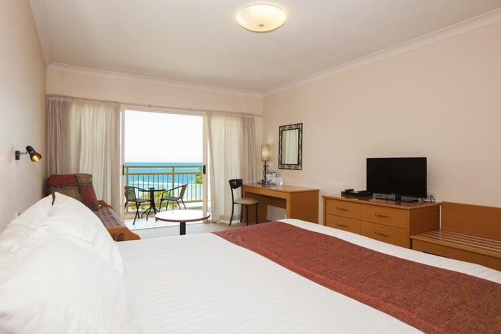 Tangalooma Island Resort Hotel room