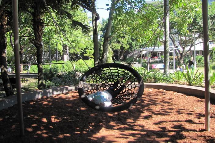 Picnic Island Playground, South Bank