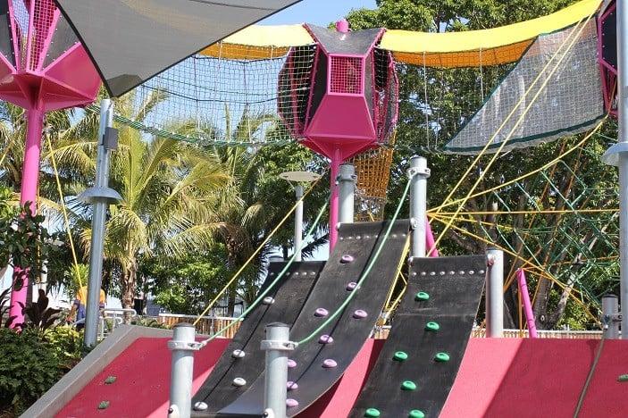 Riverside green playground- South Bank 6
