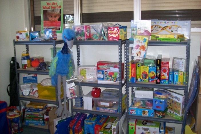 ABIQ Toy_Library
