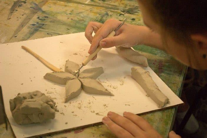 Tammy's Art Studio Clay