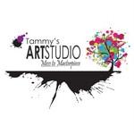 Tammy's Art Studio Logo square-01