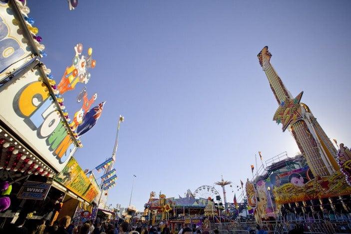 EKKA 2012