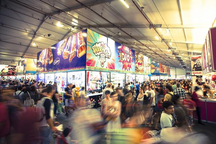 Images courtesy of www.ekka.com.au/