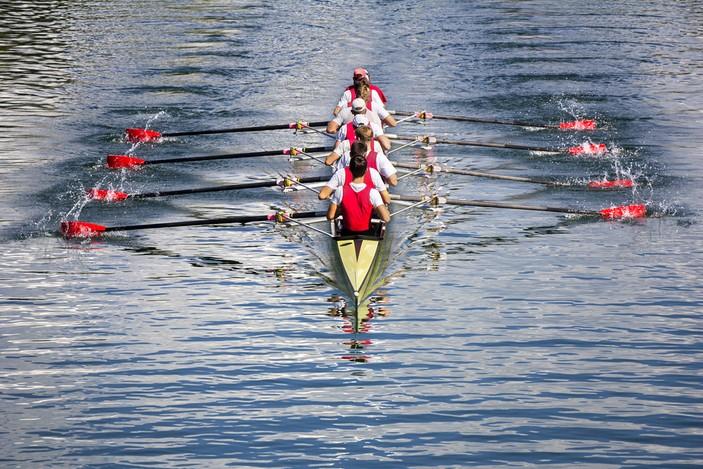 Rowing for kids in Brisbane