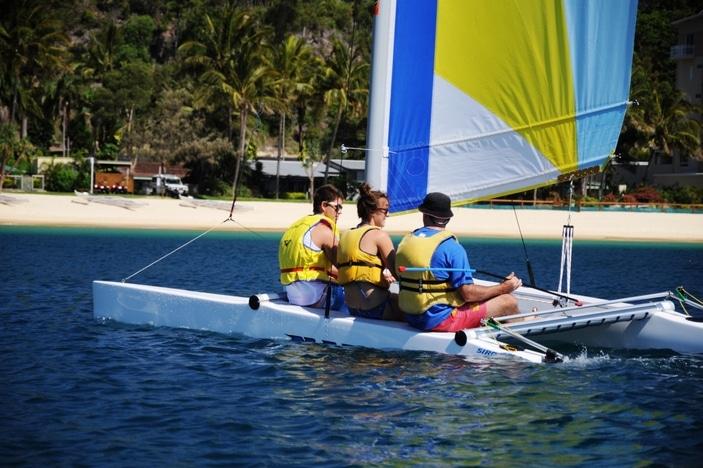 Tangalooma Catamarans