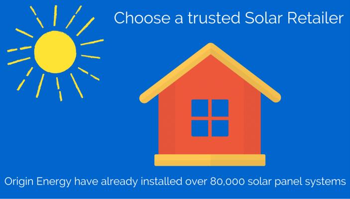 trusted solar installer