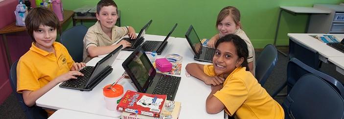 Nundah State School technology