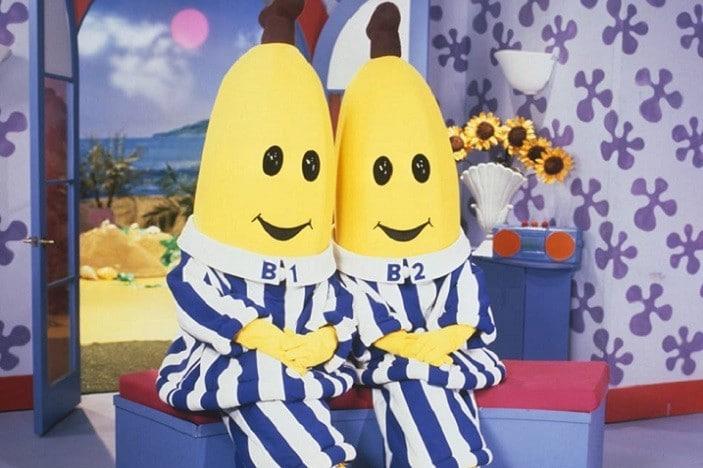 ABC Bananas in Pyjamas
