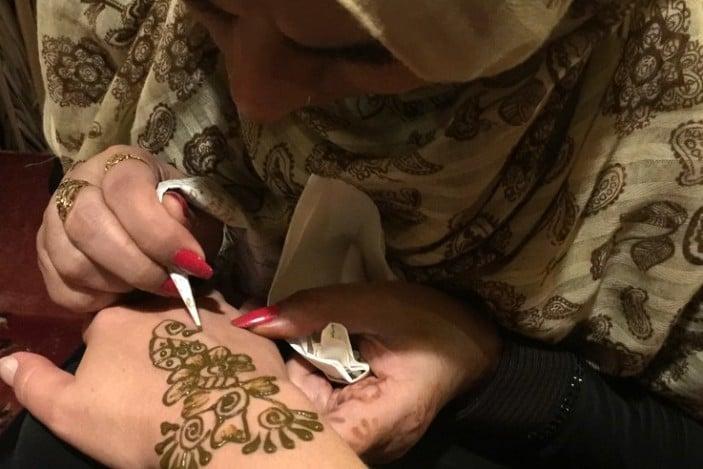 Henna Tattoo Dubai