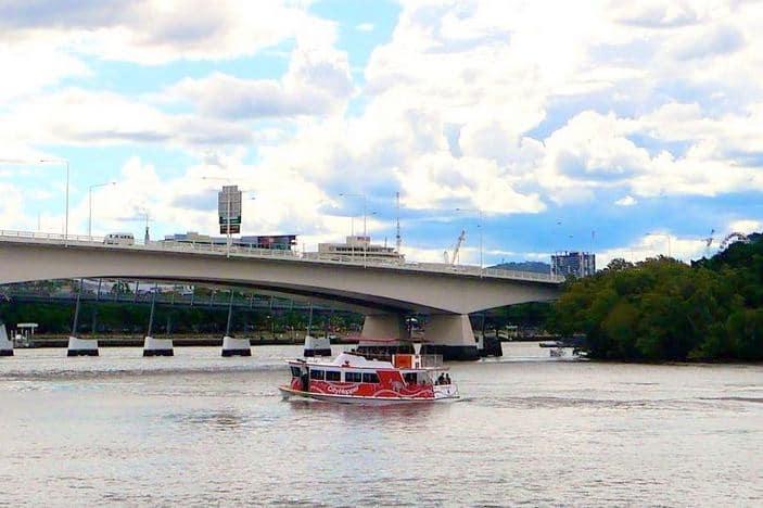 Brisbane River ferry
