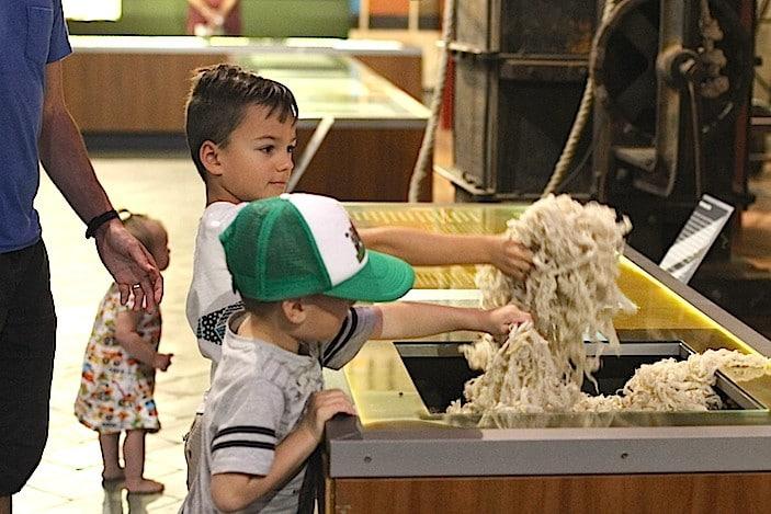 Kid Friendly Museum
