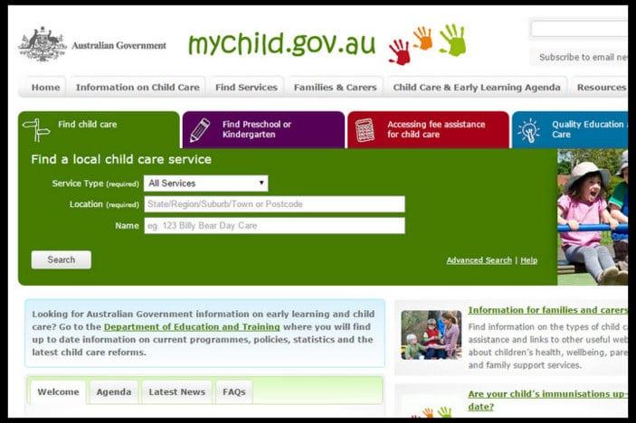 mychild.gov.au