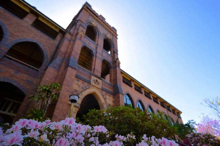 Stuartholme School, Brisbane, Catholic, Students