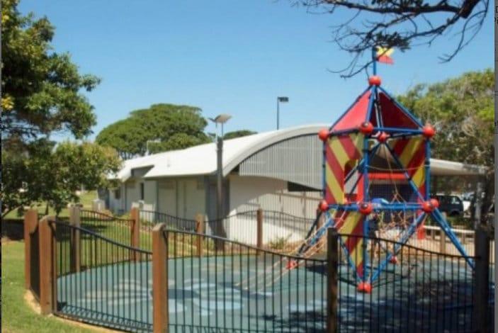 Bribie Island playground
