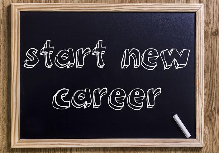 Start New Career