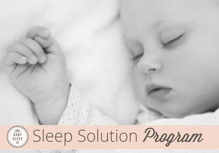 Child Sleep Solution Program