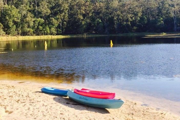 enoggera creek kayak hire