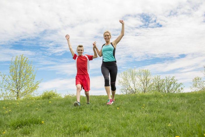 Triathlon for families