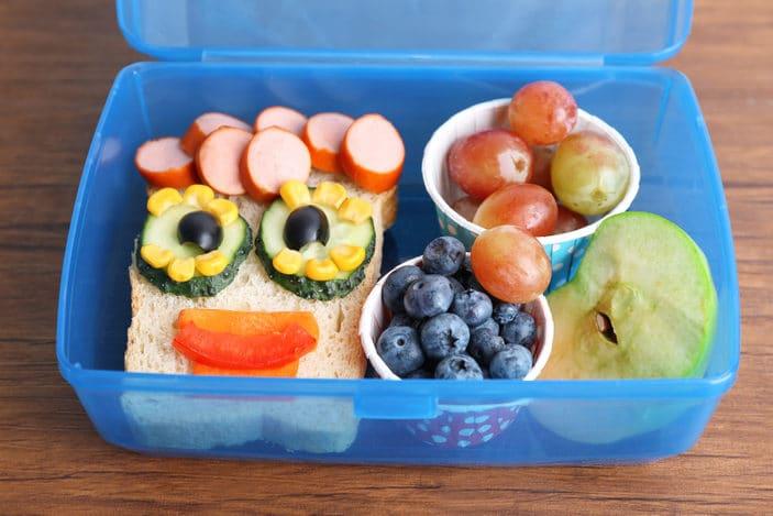 summer lunchbox ideas