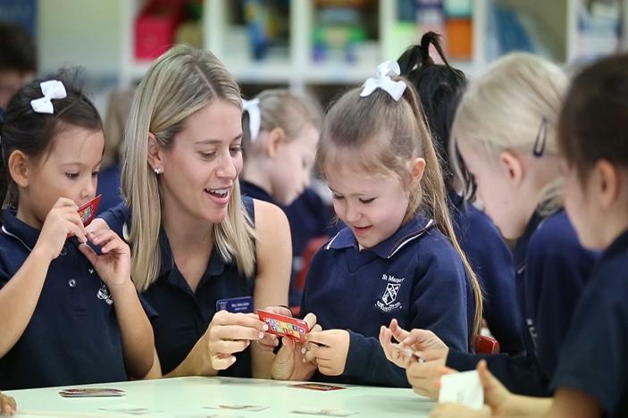 St Margaret's school in Ascot