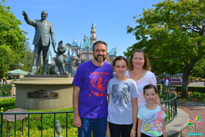 tips for your first Disneyland visit