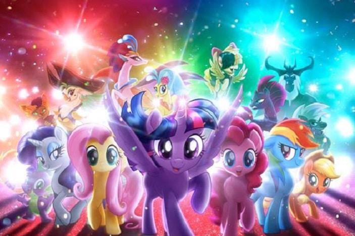 upcoming movie my little pony