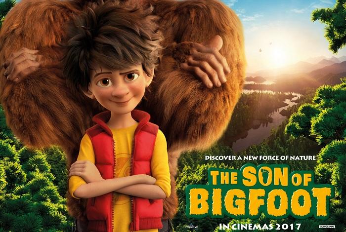 upcoming movie poster son of bigfoot