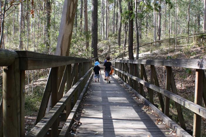 The Hut Environmental Centre in Brisbane