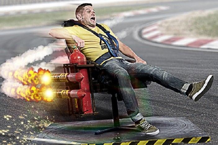 SummerSet Brainaic live office chair shot