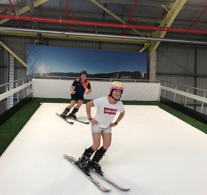 indoor skiing centre brisbane