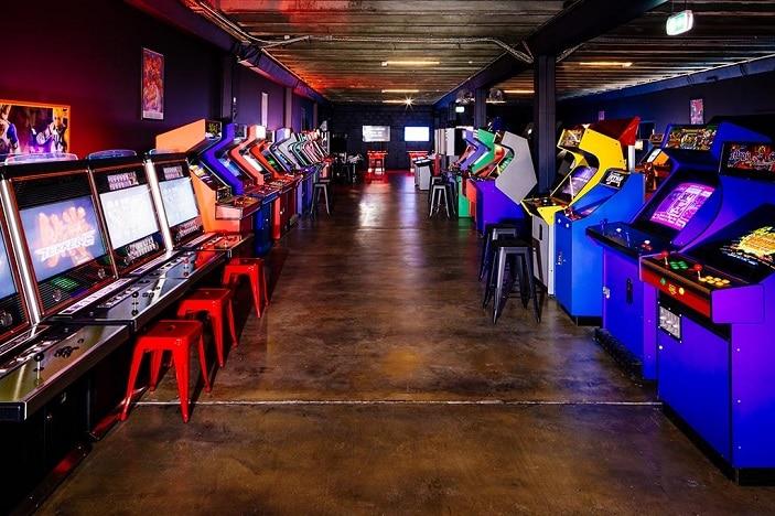 Arcade Games Brisbane