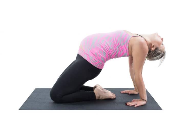 Pregnancy yoga at Embrace Life