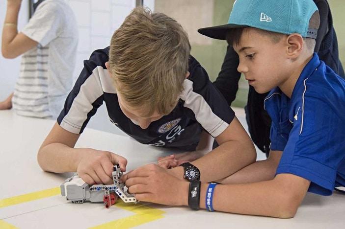 Boys Storylab Workshops SLQ Summer Festival