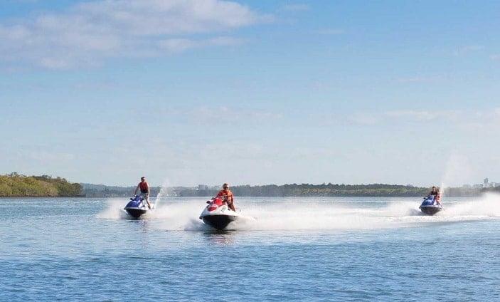 jetski caloundra
