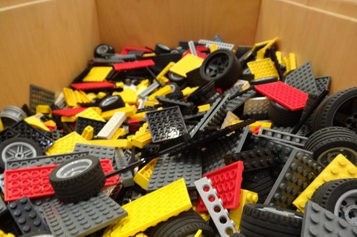 lego car exhibition build box ipswich