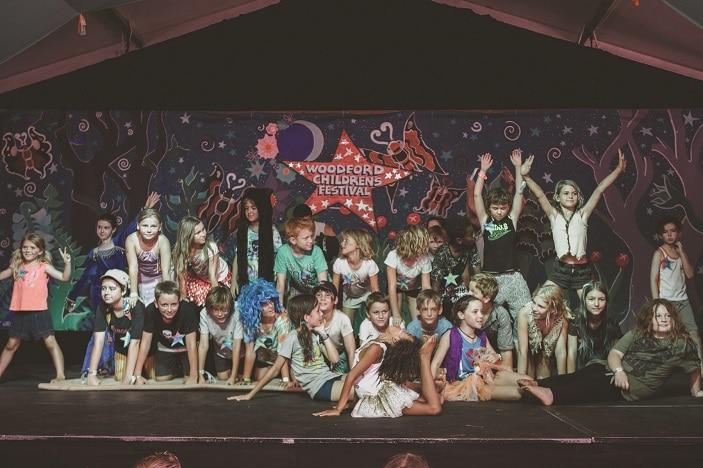 woodford folk festival show