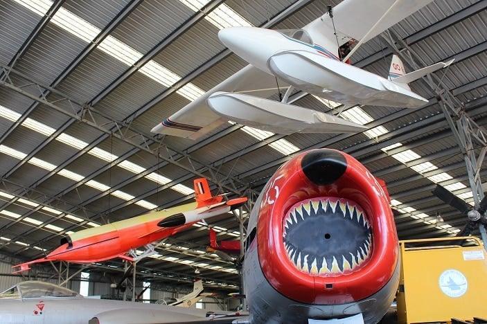 Aircraft Museum Plane Sunshine Coast